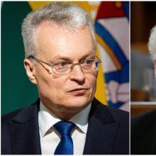 Latvijos prezidentas po susitikimo su G. Nausėda pasakė verdiktą dėl AE