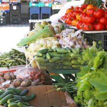 Griežtinama prekiautojų turgavietėse kontrolė: įtaria dėl nuslepiamų pajamų