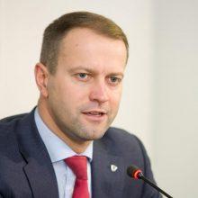 D. Misiūnas: ekonomikos gaivinimo planas – viešųjų ryšių akcija