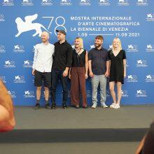 """L. Bareišos """"Piligrimai"""" nugalėjo Venecijos kino festivalio programoje """"Horizontai"""""""