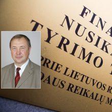FNTT operacija Biržuose: tarp įtariamųjų – ir buvęs Seimo narys?