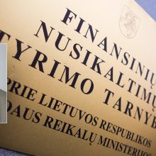 Po FNTT kratų Biržuose – dėl sukčiavimo ir turto pasisavinimo įtariami septyni asmenys