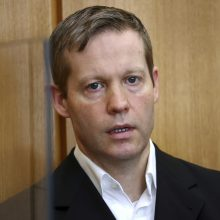 Vokietijoje dėl politiko nužudymo teisiamas neonacis pripažino savo kaltę