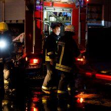 Ugniagesiai įvardijo dažniausias gaisrų namuose priežastis