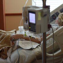 Vengrijos premjeras gina savo sprendimą atlaisvinti ligoninių lovas