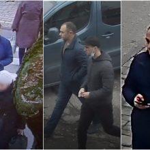 Pagalbos šauksmas iš Latvijos: ieškomi pavojingi vyrai, kėsinęsi nužudyti pareigūną