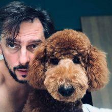 M. Vaitiekūnas įsigijo šunį, kurį anksčiau manė esant reto šlykštumo