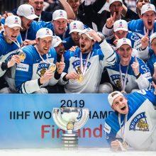 Lietuva yra pasiryžusi padėti Latvijai surengti dalį pasaulio ledo ritulio čempionato varžybų