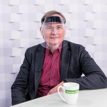 Kauno valstybinio choro meno vadovo misija – suvienyti balsus ir žmones