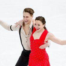 A. Reed ir S. Ambrulevičius ant ledo užduotis įvykdė, kabinetuose – dar ne