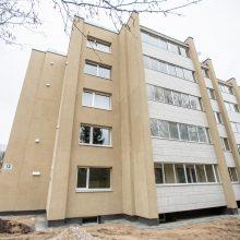 Pandemija sulėtino daugiabučių namų renovacijos tempus Kauno rajone