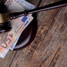 Teisme – prekyba poveikiu kaltinamo buvusio teisėjo G. Čekanausko byla