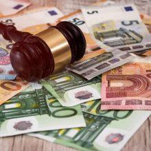 Po EK raginimo skirti kasdienes baudas dėl teismų reformų Lenkija pratrūko
