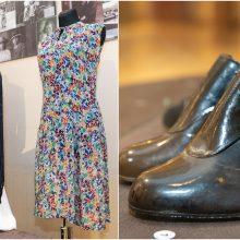 Ką apie senojo Kauno ponias pasakoja bateliai ir suknelės?