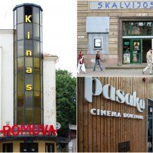 Kaip gyvena Lietuvos kino teatrai?