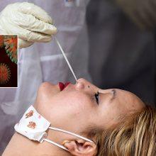 Lietuvoje patvirtintas 21 naujas koronaviruso atvejis