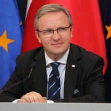 Lenkijos prezidentūra: ES reakcija į įvykius Baltarusijoje nuvilia