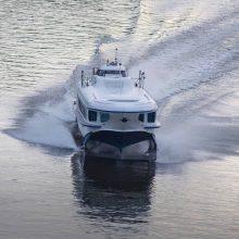 Iš Klaipėdos centro į Nidą – laivu