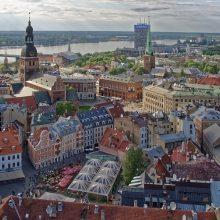 Latvijos statybų bendrovėse – kratos