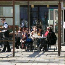 Daugėjant COVID-19 atvejų, vykdomos tikslinės kavinių ir prekybos vietų patikros