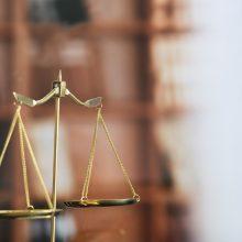 Prieš teismą stojo pornografijos platinimu apkaltinta feminizmo ir LGBT aktyvistė