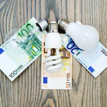 Siūlo pratęsti terminą, iki kada žmonės turėtų pasirinkti elektros tiekėją