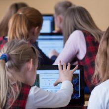Dviem Kauno mokykloms – svarbus uždavinys: atpažinti ir ugdyti gabiuosius