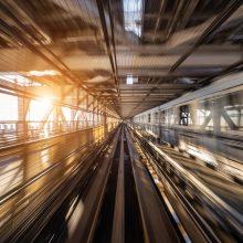 Čekijoje susidūrus dviem keleiviniams traukiniams žuvo trys žmonės