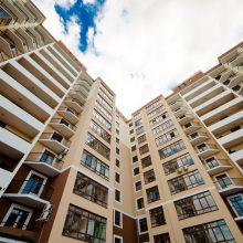 T. Povilauskas: NT kainų augimą stabilizuoti padėtų didėjanti būstų pasiūla
