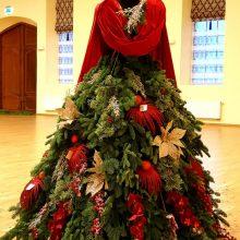 Raudondvario dvaras rengiasi Kalėdoms: ko tikėtis šiemet?