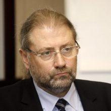 Teismas pradės nagrinėti Panevėžio mero R. Račkausko bylą dėl prekybos poveikiu