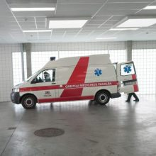 Per avariją Alytaus rajone nukentėjo du žmonės