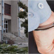 Sulaikyti du Vilniaus pataisos namų pareigūnai: įtaria įnešdavus draudžiamus daiktus
