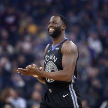 """Apie """"Suns"""" neigiamai pasisakęs D. Greenas iš NBA sulaukė solidžios baudos"""