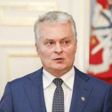 Prezidentas su ministru aptars pagalbą piliečiams, grįžtantiems į Lietuvą