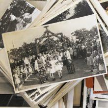Į Lietuvą pargabenti Naujosios Zelandijos lietuvių archyvai
