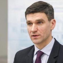 S. Krėpšta paskirtas Lietuvos banko valdybos nariu