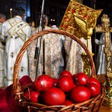 Viso pasaulio stačiatikiai švenčia Velykas: bažnyčios bus tuščios