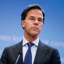 Nuo liepos 1 d. Nyderlanduose švelninami karantino apribojimai