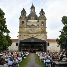 "Didingais G. Verdi ""Requiem"" akordais publika išlydės Pažaislio muzikos festivalį"