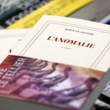 Šių metų Goncourt premija paskirta prancūzų rašytojui H. Le Tellier