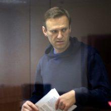 EŽTT pareikalavo paleisti A. Navalną