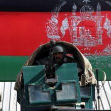 JAV po rekordiškai ilgo karo formaliai pradėjo karių išvedimą iš Afganistano