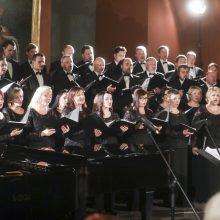 Jubiliejaus proga – Kauno valstybinio choro dovana klausytojams