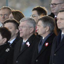 Lenkija reikalaus reparacijų už žalą, padarytą Antrojo pasaulinio karo metais