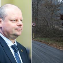 VTEK verdiktas: tyrimas dėl S. Skvernelio gatvės asfaltavimo – nutrauktas