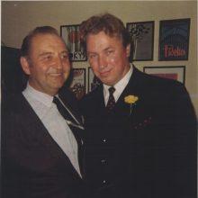 Stasys Baranauskas-Baras ir Virgilijus Noreika