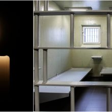 Vilniuje nusižudė suimtasis