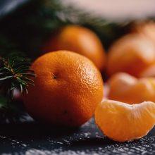 Septynios mandarinų paslaptys: kaip išsirinkti geriausius?