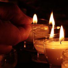 Vilniuje rastas apdegusio vyro kūnas